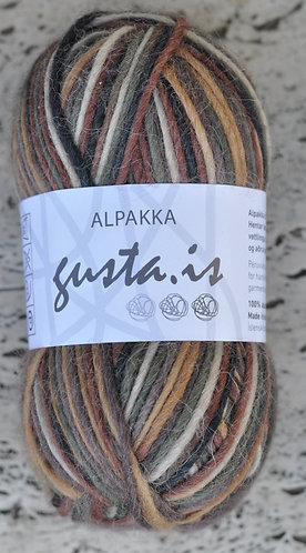 3300- Heath,  Gústa Alpaca yarn