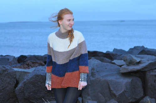 Fjola - Hand knitted for you