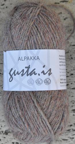 2300- Pinkbrown,  Gústa Alpaca yarn