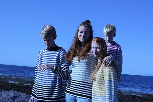 Rok - knitting pattern