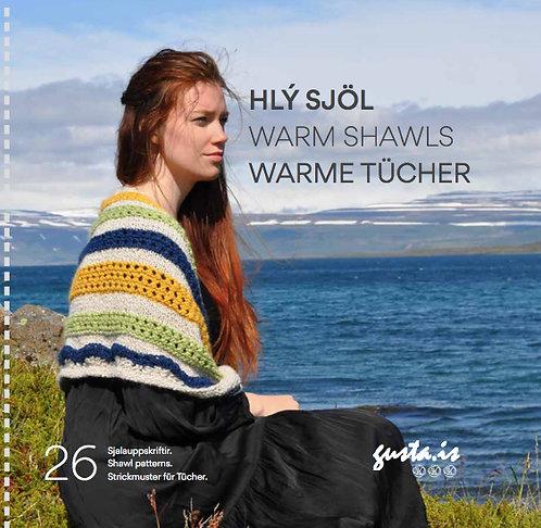 Warm Shawls - Warme Tucher - Hlý sjöl