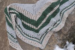 Súla shawl