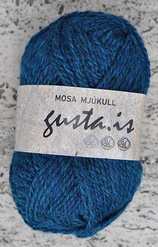 5800 - Dark Turquoise,  Mosa mjukull yarn