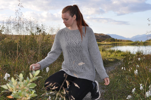 Lind Mosa knitting pattern