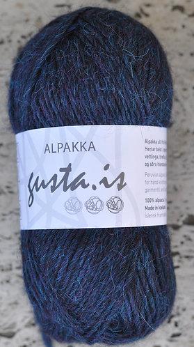5400- Navy,  Gústa Alpaca yarn