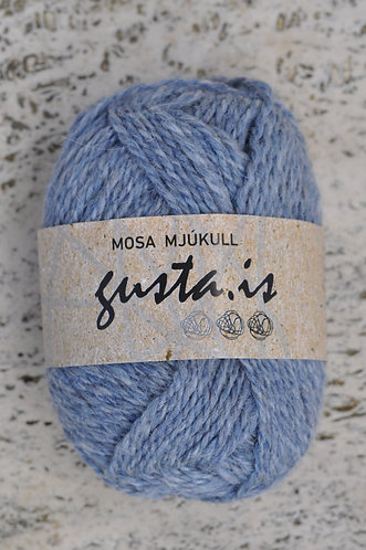 5600 - Grey blue,  Mosa mjukull yarn