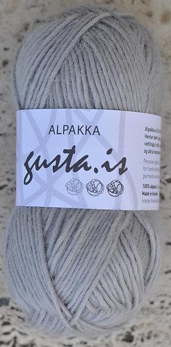 2200- Grayblue,  Gústa Alpaca yarn