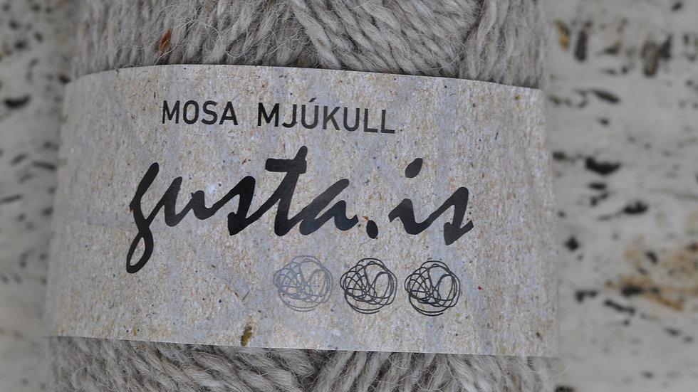 3500 kamel Mosa mjúkull garn