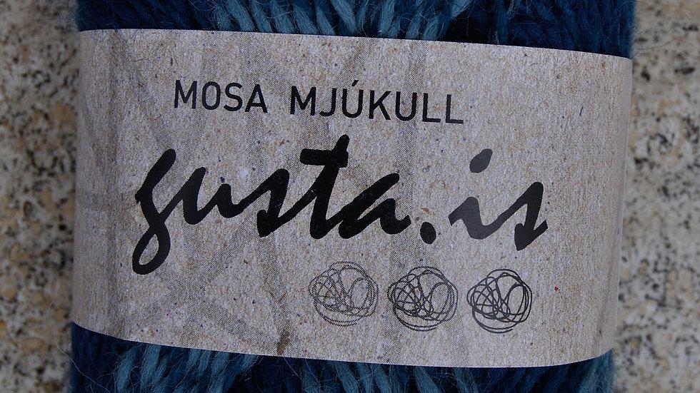 5300 Sæbomba Mosa mjúkull garn
