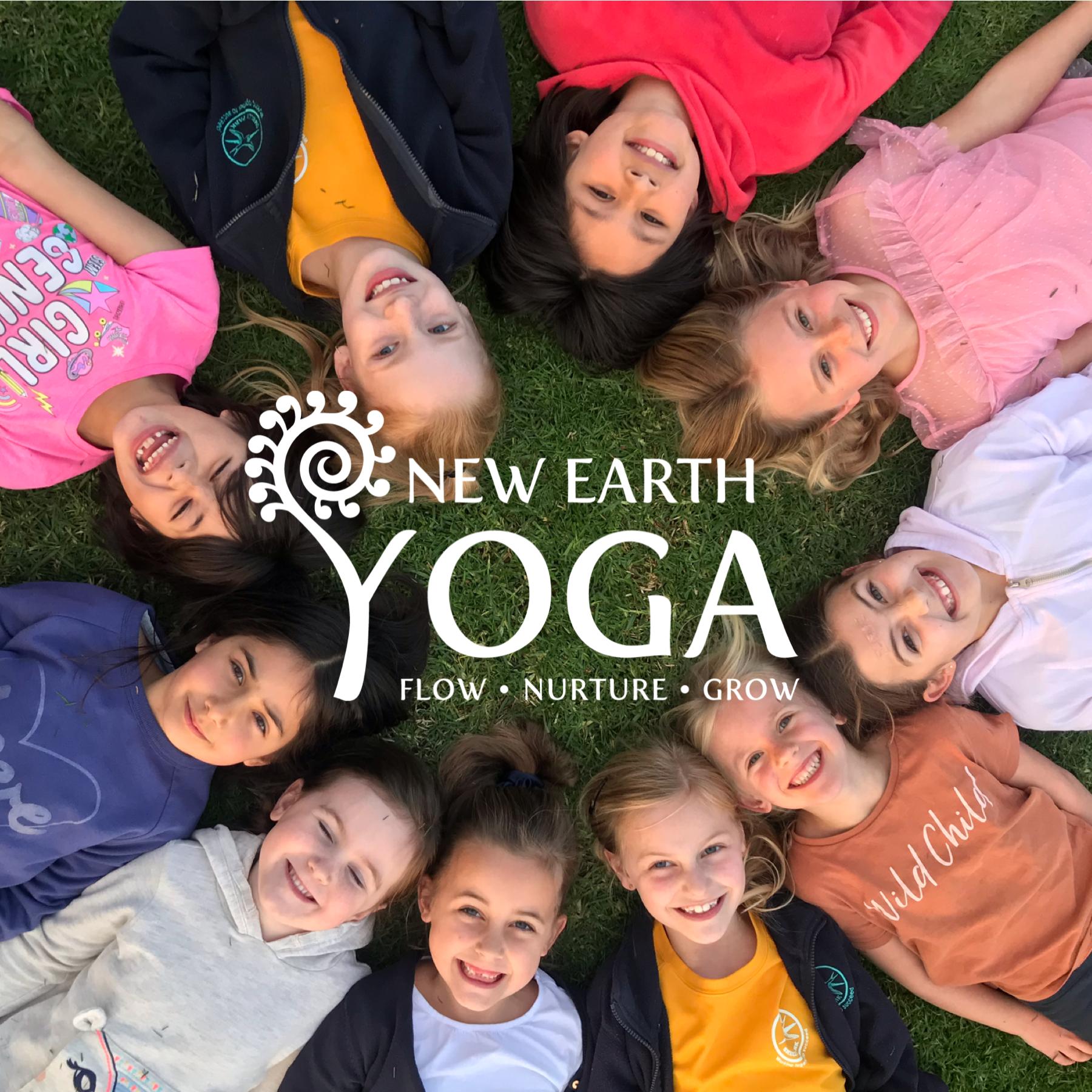 Children's Yoga - Term 3 (FREE Trial)