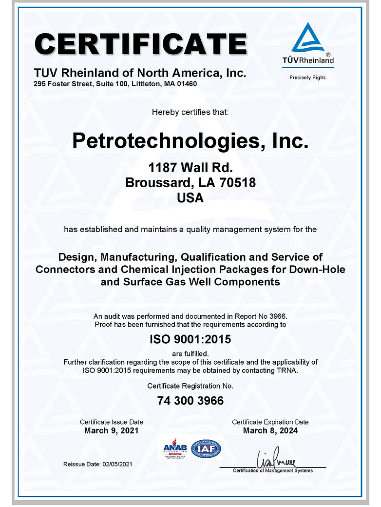 Petro_Technologies_ISO9-2015_A3_Certific