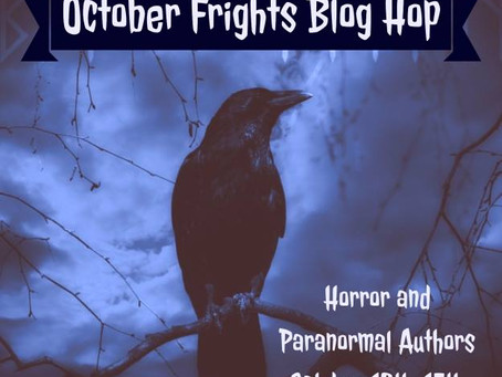 October Frights, day 1