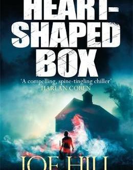 Heart-Shaped Box, Joe Hill - a review and short story