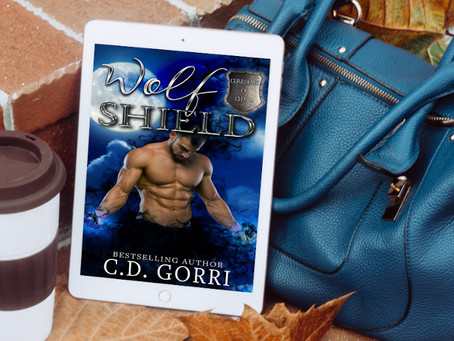 Wolfshield, by C.D. Gorri - upcoming release