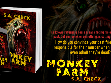 Monkey Farm, S.A. Check - Horror Promo