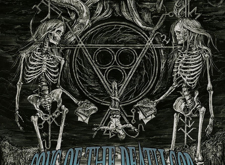 Song of the Death God, by William Holloway, a book review