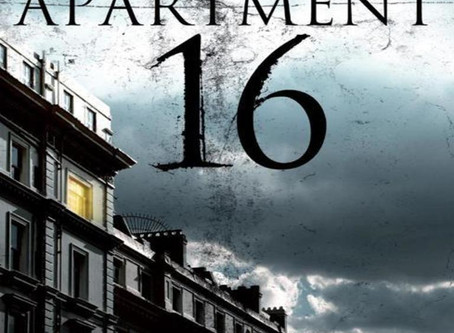Book Review - Apartment 16, by Adam Nevill