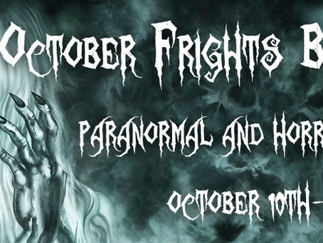 October Frights Blog Hop - day 3