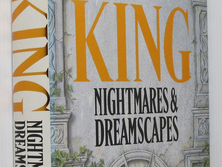 Nightmares and Dreamscapes, Stephen King - a review