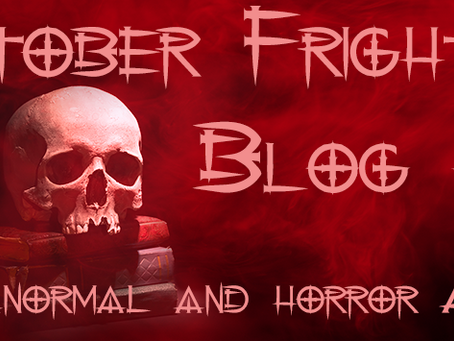 October Frights Blog Hop - day 2