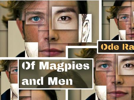 Of Magpies & Men - book tour
