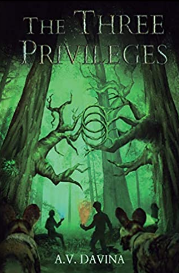 The Three Privileges - book tour