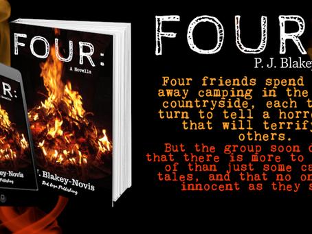 Four, P.J. Blakey Novis - Horror Feature