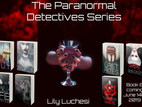 Lily Luchesi interview. Women in Horror Month.