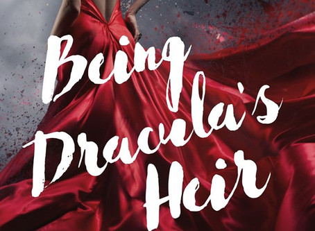 Being Dracula's Heir, by Faith Marlow - New Release