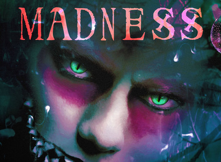 Cover Reveal for Stacey Rourke - Pursuing Madness