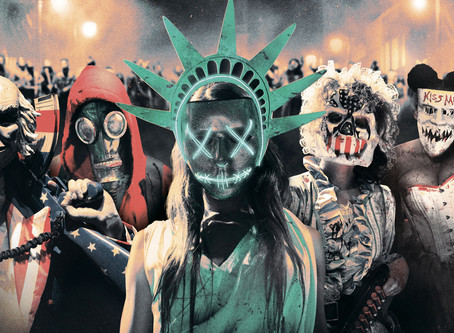 The Purge, Election Year, a review