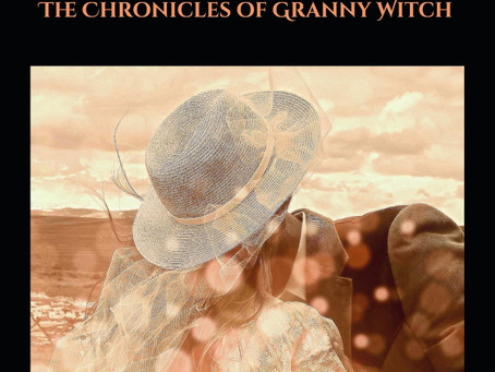 Chronicles of Granny Witch - book tour