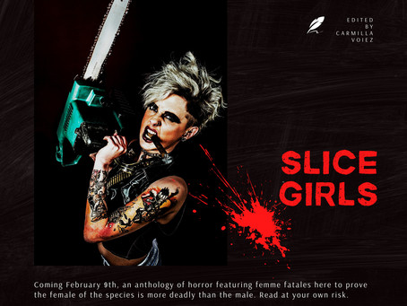 Slice Girls interview with Gina Ranalli
