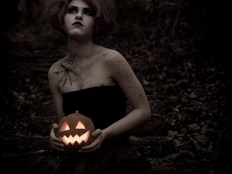 Pumpkin Lanterns - a short story for Halloween