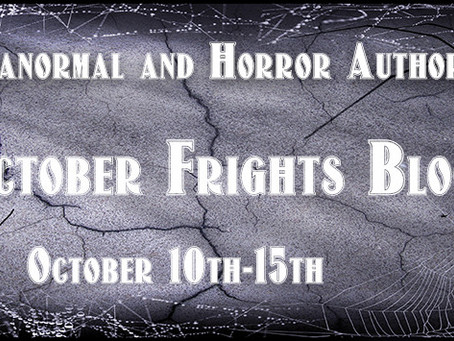 October Frights Blog Hop - day 4