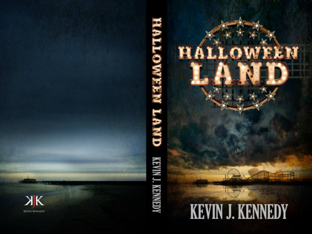 Halloween Land, Kevin J. Kennedy - a review