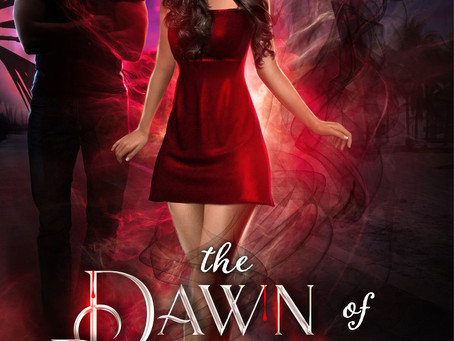 Cover Reveal - The Dawn of Darkness