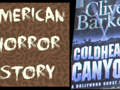 Coldheart Canyon, Clive Barker - a review