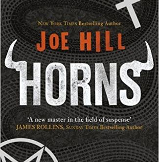 Horns, by Joe Hill, a book review