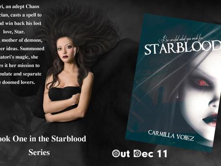 Starblood Release Week Blog Hop