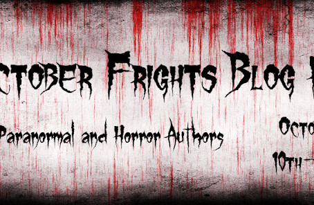October Frights Blog Hop - day 1