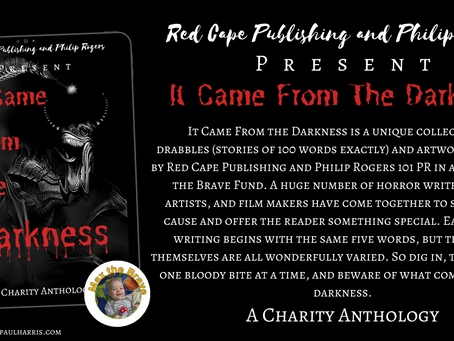 It Came From the Darkness - charity anthology