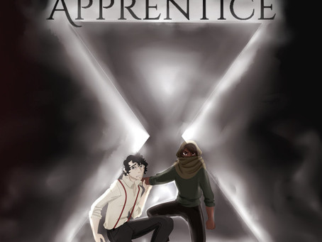 The Mist Keeper's Apprentice - Blog Hop