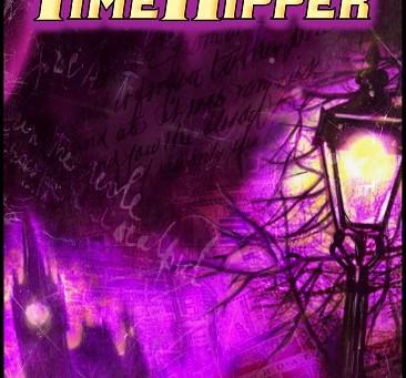 Time Ripper, D.E. McCluskey - blog tour (TBM)