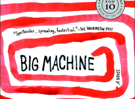 Big Machine, Victor Lavalle - a review