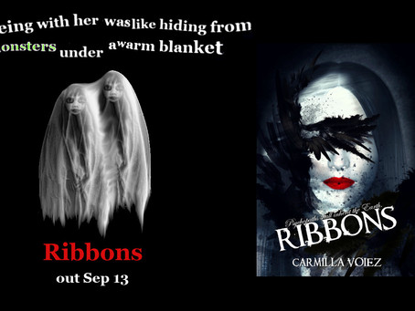 October Frights, day 6, Ribbons, deeper into the Starblood universe