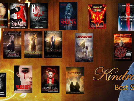 Kindra Sowder interview. Women in Horror Month
