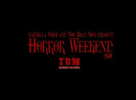 Horror Weekend 2019