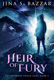 Heir of Fury - out tomorrow