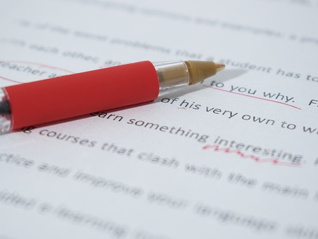A Step-by-Step Guide to Writing a Novel, Part Eight – Proofreading